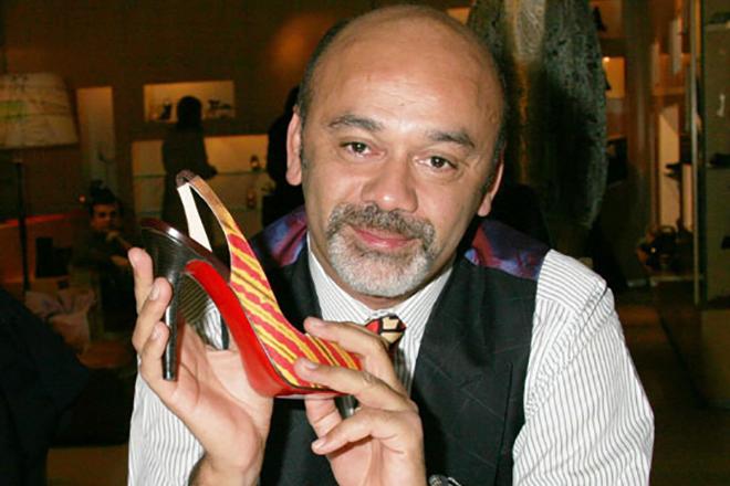 Кристиан Лубутен и его дизайнерская обувь